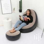 Inflatable Seat With Footrest | Furniture for sale in Nairobi, Nairobi Central