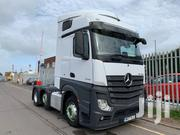 2013 Mercedes Benz Actros Mp4 Prime Mover | Trucks & Trailers for sale in Nairobi, Parklands/Highridge