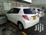 Toyota Vitz 2013 White | Cars for sale in Nakuru, Lanet/Umoja