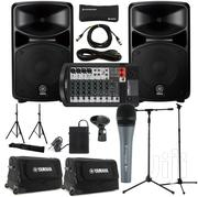Sound System For Hire- Speakers, Microphones   Party, Catering & Event Services for sale in Nairobi, Nairobi Central