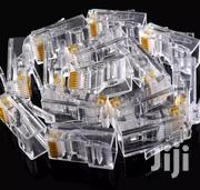 RJ45 Clips Connectors For Cat6/5 Ethernet Cables Code 1104104 | Computer Accessories  for sale in Nairobi, Nairobi Central