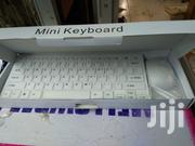 Wireless Mini Keyboard With Mouse | Computer Accessories  for sale in Nairobi, Nairobi Central