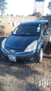 Nissan Note 2011 1.4 Blue | Cars for sale in Kiambu, Kinoo