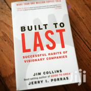 Built To Last: Successful Habits Of Visionary Companies, Jim Collins | Books & Games for sale in Nairobi, Nairobi Central