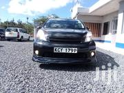 Toyota ISIS 2013 Black | Cars for sale in Nairobi, Nairobi West