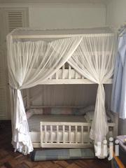 Bunk Bed With The Net And Spring Mattresses   Furniture for sale in Mombasa, Bamburi