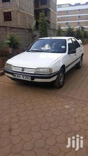 Peugeot 405 1998 White | Cars for sale in Nairobi, Roysambu