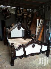 5*6 Bed On High Demand With A Classic Finish   Furniture for sale in Nairobi, Kasarani