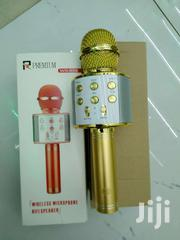 Microphone With Speaker | Audio & Music Equipment for sale in Nairobi, Nairobi Central