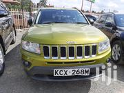 Jeep Compass 2012 Green | Cars for sale in Nairobi, Nairobi Central