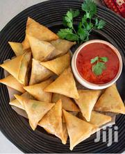 Samosas Precooked And Cooked. Both Available On Order | Meals & Drinks for sale in Mombasa, Bamburi