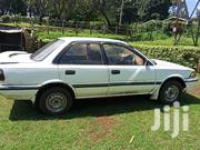 Toyota Corolla 1990 White | Cars for sale in Kericho, Ainamoi