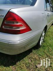 Mercedes-Benz C200 2001 Silver | Cars for sale in Kisumu, Market Milimani