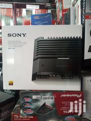 Sony Xm-gs4,4-channel Car Amplifier — 700 Watts Rms X 4 | Vehicle Parts & Accessories for sale in Nairobi, Nairobi Central