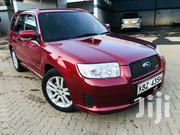 Subaru Forester 2007 Red | Cars for sale in Nairobi, Kilimani