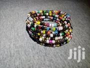 Multicoloured Natural Fine Beads Spiral Bracelet | Jewelry for sale in Nairobi, Nairobi Central