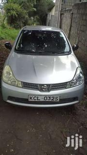 Nissan Wingroad 2010 Silver | Cars for sale in Kiambu, Township E