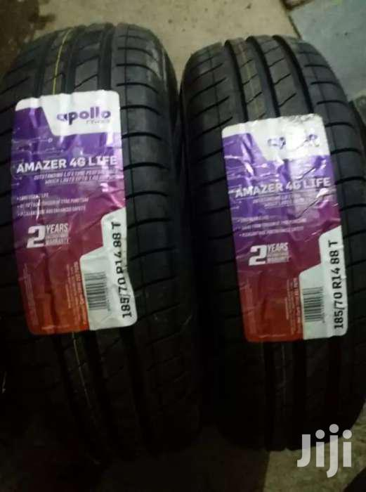 185/70/14 Apollo Tyres Is Made In India
