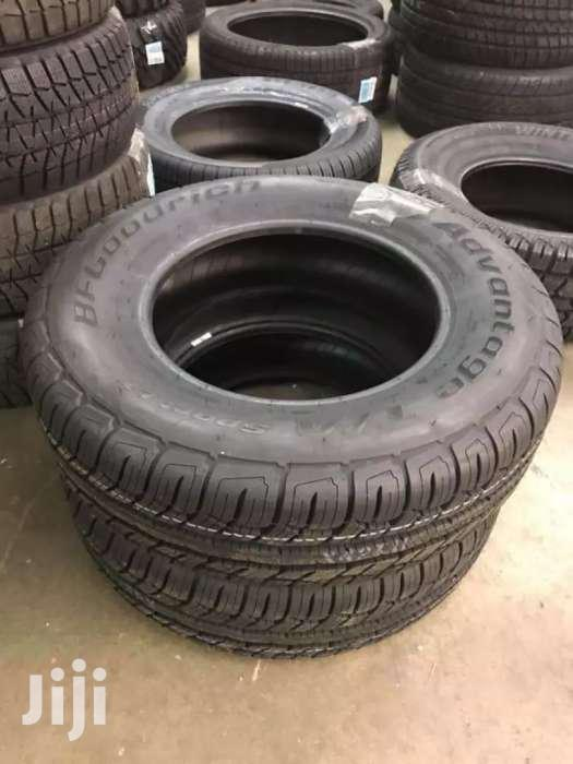 215/65/16 Bf Goodrich Tyres Is Made In Thailand
